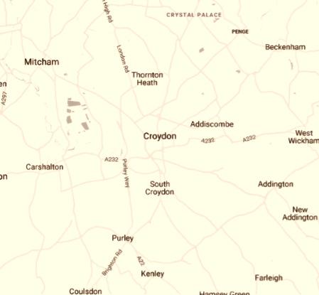 MapCroydon
